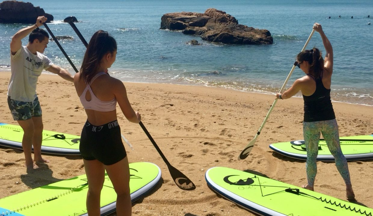 Learn the Basics On Land Before Heading Out with Our Expert Instructors