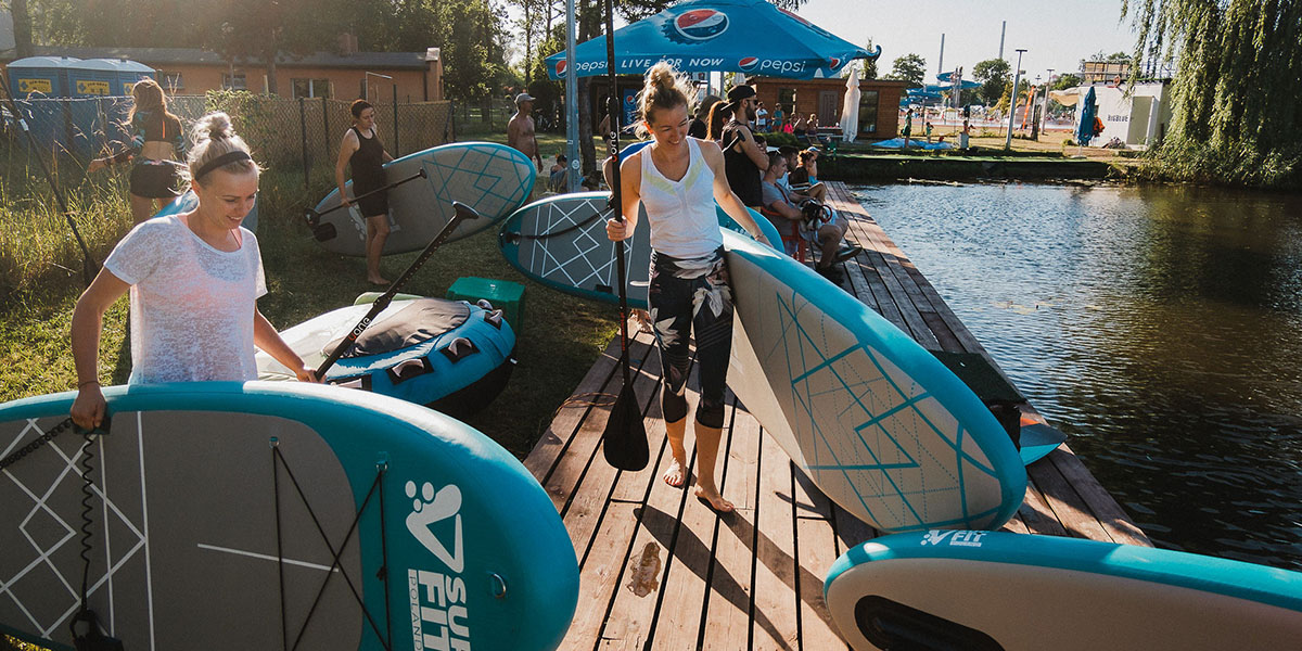 SUP fit poland 2